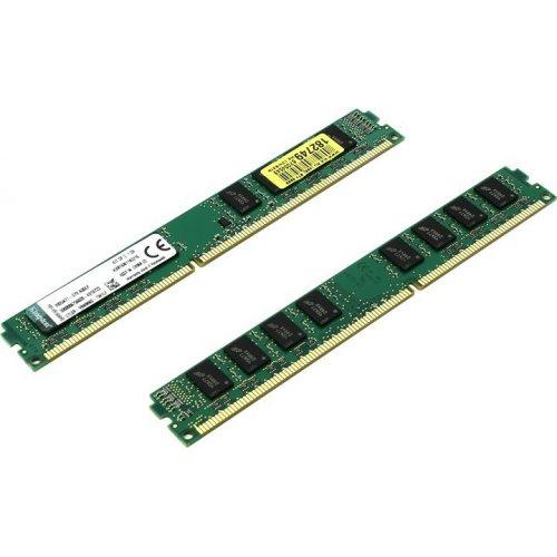 Фото ОЗУ Kingston DDR3 16GB (2x8GB) 1600Mhz ValueRAM (KVR16N11K2/16)