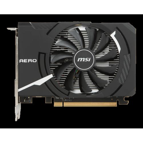 Фото MSI Radeon RX 560 AERO ITX OC 4096MB (RX 560 AERO ITX 4G OC)