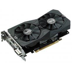 Фото Видеокарта Asus ROG Radeon RX 560 STRIX 4096MB (ROG-STRIX-RX560-4G-GAMING)