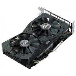 Фото Видеокарта Asus ROG Radeon RX 560 STRIX OC 4096MB (ROG-STRIX-RX560-O4G-GAMING)