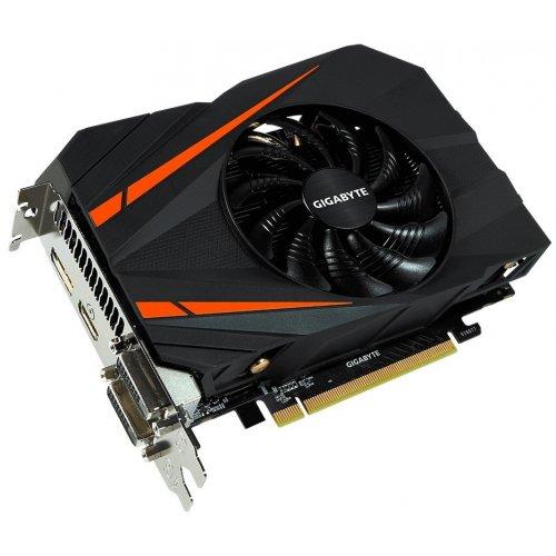 Фото Видеокарта Gigabyte GeForce GTX 1060 Mini ITX 3072MB (GV-N1060IX-3GD)