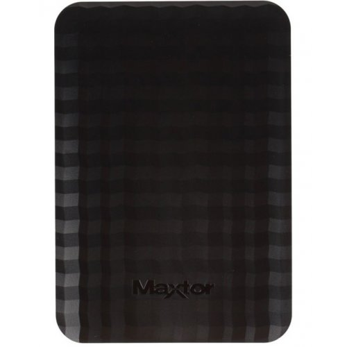 Фото Внешний HDD Seagate (Maxtor) M3 Portable 4TB (STSHX-M401TCBM) Black