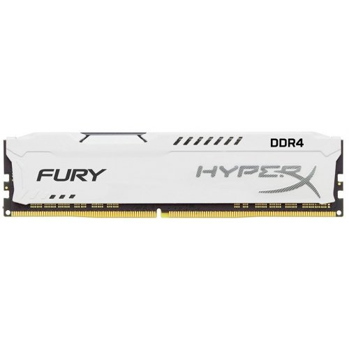 Фото ОЗУ Kingston DDR4 8GB 2133Mhz HyperX FURY White (HX421C14FW2/8)