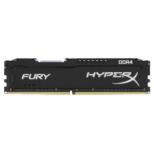 Фото ОЗУ Kingston DDR4 8GB 2666Mhz HyperX FURY Black (HX426C16FB2/8)