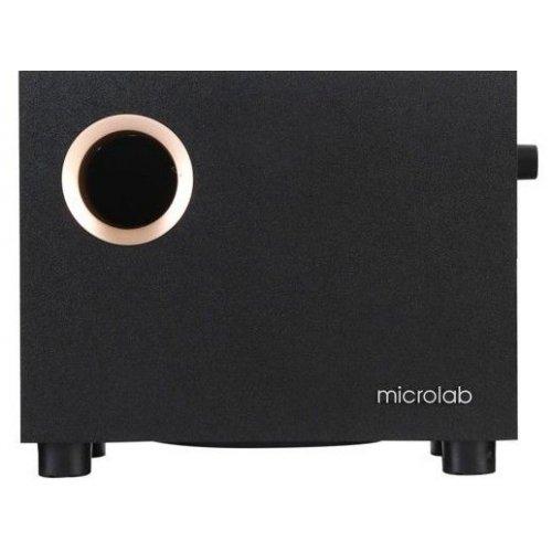 Фото Акустическая система Microlab M-105 Black