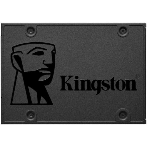 Фото SSD-диск Kingston SSDNow A400 TLC 480GB 2.5'' (SA400S37/480G)