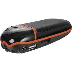 Фото Акустическая система Defender Spark M1 Black/Orange
