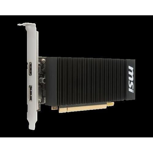 Фото Видеокарта MSI GeForce GT 1030 Low Profile OC 2048MB (GT 1030 2GH LP OC)