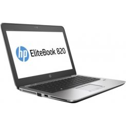 Фото Ноутбук HP EliteBook 820 G4 (Z2V83EA) Silver