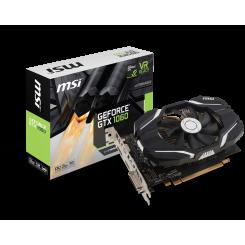 Фото Видеокарта MSI GeForce GTX 1060 OC 3072MB (GTX 1060 3G OCV1)