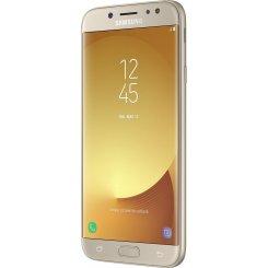 Фото Смартфон Samsung Galaxy J7 Duos J730F Gold