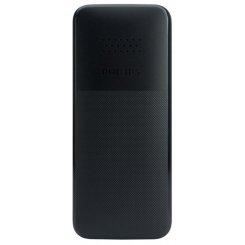 Фото Мобильный телефон Philips Xenium E106 Dual Sim Black