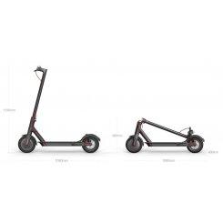 Фото Электросамокат Xiaomi Mi Electric Scooter Black