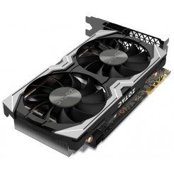 Фото Видеокарта Zotac GeForce GTX 1070 Mini 8192MB (ZT-P10700G-10M)