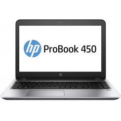 Фото Ноутбук HP ProBook 450 G4 (AGX0Q03ES) Silver