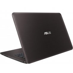 Фото Ноутбук Asus X756UQ-T4332D Dark Brown