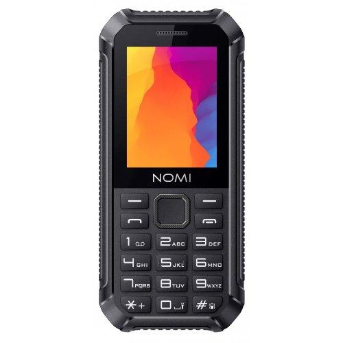 Купить Мобильные телефоны, Nomi i245 X-Treme Black