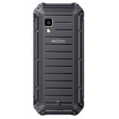 Фото Мобильный телефон Nomi i245 X-Treme Black