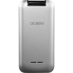 Фото Мобильный телефон Alcatel One Touch 2051D Metal Silver
