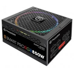 Фото Блок питания Thermaltake SMART PRO RGB 850W (PS-SPR-0850FPCBEU-R)