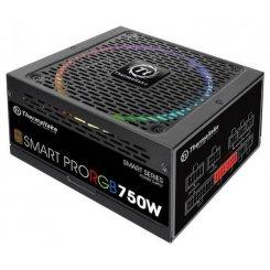 Фото Блок питания Thermaltake SMART PRO RGB 750W (PS-SPR-0750FPCBEU-R)