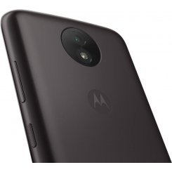 Фото Смартфон Motorola XT1723 Moto C Plus Black