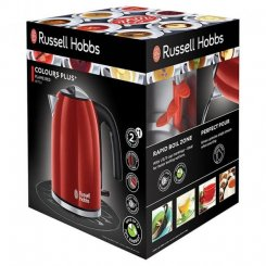 Фото Электрочайник Russell Hobbs 20412-70 Colours Plus Red