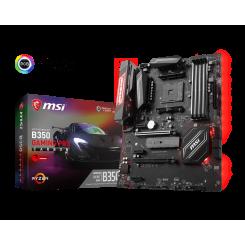 Фото Материнская плата MSI B350 GAMING PRO CARBON (sAM4, AMD B350)