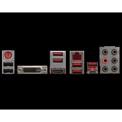 Фото Материнская плата MSI X370 GAMING PLUS (sAM4, AMD X370)