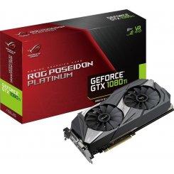 Фото Видеокарта Asus ROG GeForce GTX 1080 TI Poseidon 11264MB (ROG-POSEIDON-GTX1080TI-P11G-GAMING)