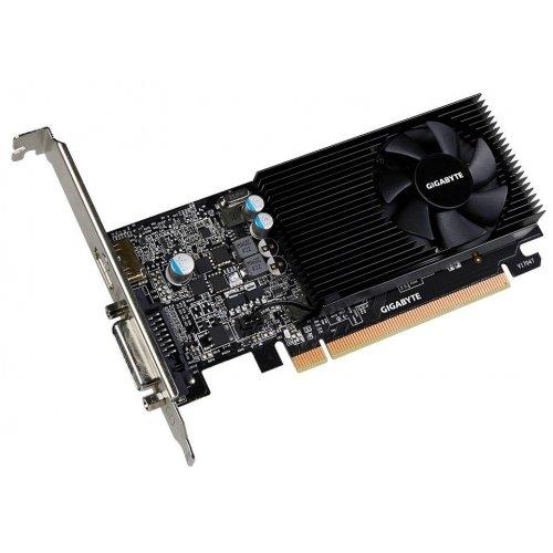 Фото Видеокарта Gigabyte GeForce GT 1030 Low profile 2048MB (GV-N1030D5-2GL)