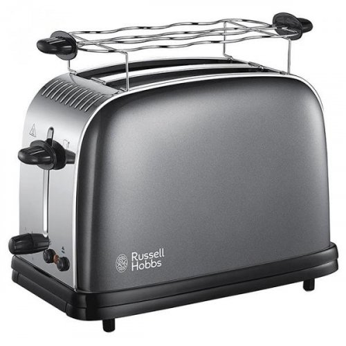 Фото Тостер Russell Hobbs 23332-56 Colours Plus Grey