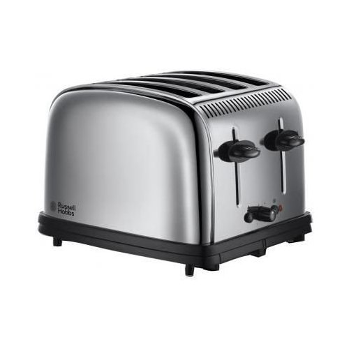 Фото Тостер Russell Hobbs 23340-56 Chester Classic 4 Slices Polished