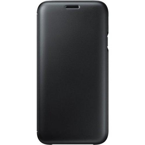 Фото Чехол Чехол Samsung Wallet Cover для Samsung Galaxy J7 2017 (EF-WJ730CBEGRU) Black