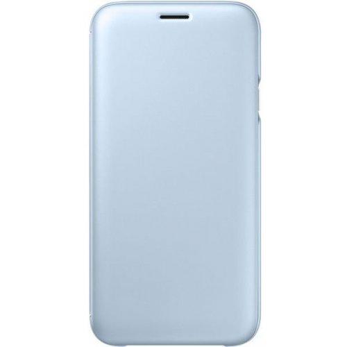 Фото Чехол Чехол Samsung Wallet Cover для Samsung Galaxy J7 2017 (EF-WJ730CLEGRU) Blue