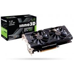 Фото Видеокарта Inno3D GeForce GTX 1060 X2 6144MB (N106F-5SDN-N5GS)