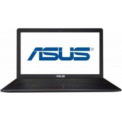 Фото Ноутбук Asus X550VX-DM551T Black