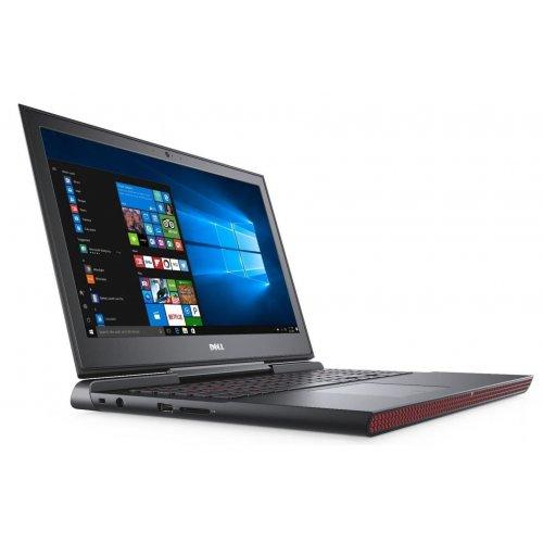 Фото Ноутбук Dell Inspiron 7567 (I755810NDL-60B) Black