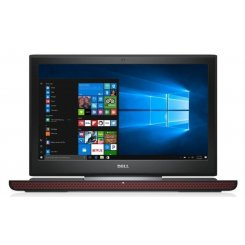 Фото Ноутбук Dell Inspiron 7567 (I757810NDL-60B) Black