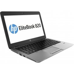 Фото Ноутбук HP EliteBook 820 (Z2V58EA) Gray/Black