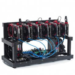 Фото Компьютер T-Miner BTC 1070 Mini Black