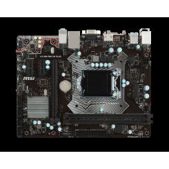 Фото Материнская плата MSI H110M PRO-VH PLUS (s1151, Intel H110)