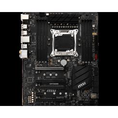 Фото Материнская плата MSI X299 RAIDER (s2066, Intel X299)
