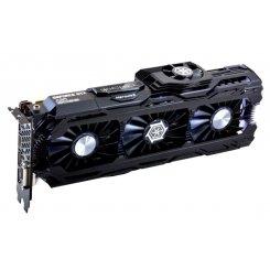 Фото Видеокарта Inno3D GeForce GTX 1080 TI iChill X4 ULTRA 11264MB (C108T4-1SDN-Q6MNX)
