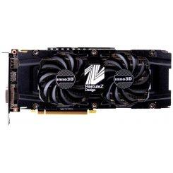 Фото Видеокарта Inno3D GeForce GTX 1080 TI X2 11264MB (N108T-1SDN-Q6MN)