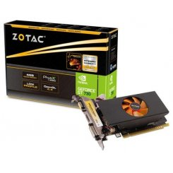Фото Видеокарта Zotac GeForce GT 730 4096MB (ZT-71118-10L)