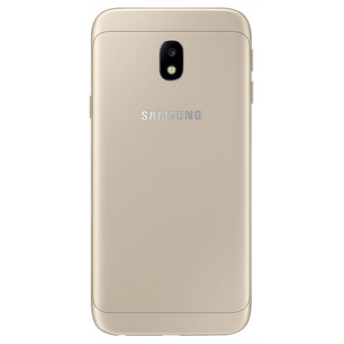 Фото Смартфон Samsung Galaxy J3 J330F Gold