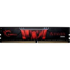 Фото ОЗУ G.Skill DDR4 16GB 2400Mhz Aegis (F4-2400C15S-16GIS)