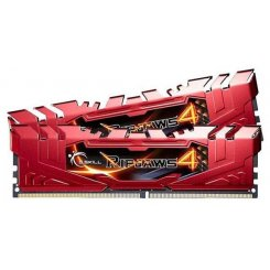Фото ОЗУ G.Skill DDR4 16GB (2x8GB) 2800Mhz Ripjaws 4 (F4-2800C16D-16GRR)
