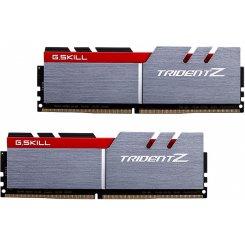 Фото ОЗУ G.Skill DDR4 16GB (2x8GB) 2800Mhz Trident Z (F4-2800C15D-16GTZB)